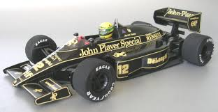 john player special livery lotus 98t renault english