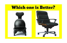 Yoga Ball Desk Chair by 8 Killer Reasons To Throw Away Your Office Chair
