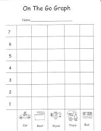 printable christmas graphs kindergarten transportation ideas for math kindergarten nana