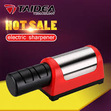 taidea grinder electric knife sharpener diamond steel ceramic