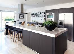 brilliant large kitchens with islands kitchen plans ideas on