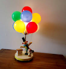 clown baloons fourth grade nothing 70s clown with balloons l and nightlight
