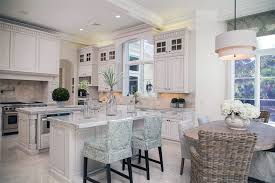 white marble kitchen island 27 amazing island kitchens design ideas designing idea