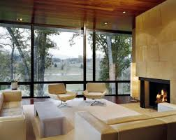 modern fireplace house modern interior glass that can be decor