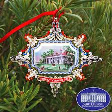 2013 mount vernon home of george washington ornament