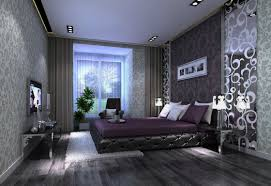 Silver And White Bedroom Ideas Silver Wallpaper Grey Bedroom Designs Paint Purple And