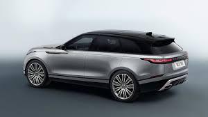Design Range Rover Velar Automobile Magazine Inside 2017 Land