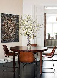 Dining Design Best 25 Leather Dining Chairs Ideas On Pinterest Dining Chairs