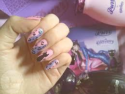 mayang u0027s nails katy mani purr inspired nails