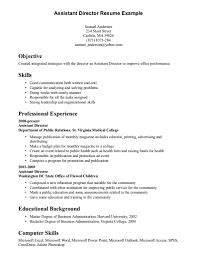 Management Skills On Resume Plush Design Ideas Examples Of Skills On Resume 11 25 Best Ideas