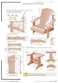 Free Woodworking Plans Garden Furniture by Free Diy Adirondack Chair Plans Build Adirondak Chair Plans