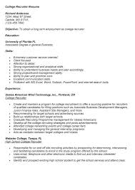 Recruiter Resume Example by Recruiter Resume Example