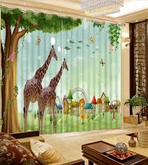 compare prices on children curtains giraffe online shopping buy