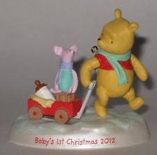 lenox 2012 winnie the pooh babys 1st ornament ebay