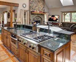 built in kitchen islands a custom kitchen island to enhance your kitchen