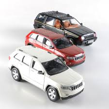jeep cherokee toy collection of jeep grand cherokee die cast cars ebth