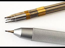 the best mechanical pencil for drawing tutto3 by artistleonardo