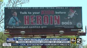 3 heroin deaths on saturday in harford county youtube