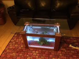 living room aquarium architecture luxury freshwater tank london02