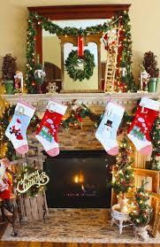 52 christmas mantles u2014 style estate