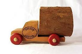 Homemade Wooden Toy Trucks by Wooden Truck Ebay