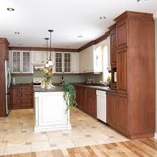 deco cuisine classique armoires de cuisine classique laque bois massif 3 idée de