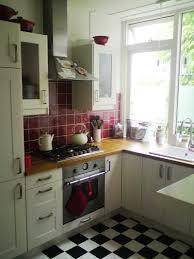 u0027s red u0026amp cream dutch kitchen kitchn