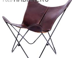 Bkf Chair 100 Handcrafted Original Butterfly Leather Chair From