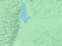 Terrain Map Digitalglobe Maps Api