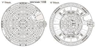 star trek starship deck plans pinterest home building plans 55422