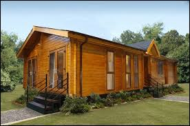 small log cabin mobile homes kelsey bass ranch 13744