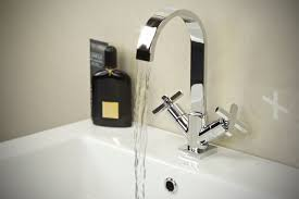 Modern Bathroom Taps Contemporary Thermochromic Multi Color Led Stainless Steel