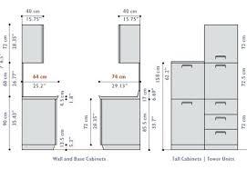 Kitchen Cabinet Sizes Chart Standard Kitchen Base Cabinet Sizes Standard Kitchen Base Cabinet