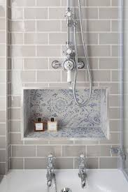 15 simply chic bathroom tile design ideas hgtv unique design