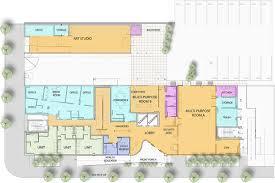 senior housing floor plans bethany center senior housing u2013 gelfand partners architects