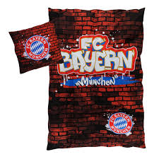 bed linen graffiti official fc bayern online store
