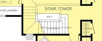 floor plan stairs neoteric ideas 16 stair dimensions plan case