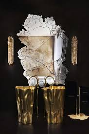 Bathroom Luxury by Meet The Most Exquisite Mirrors For Luxury Bathrooms