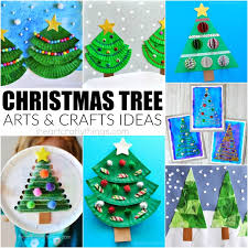 creative tree arts and crafts ideas for i