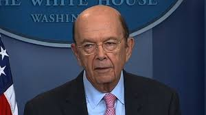 Us Cabinet Secretary Wilbur Ross Us Airstrike In Syria U0027was In Lieu Of After Dinner