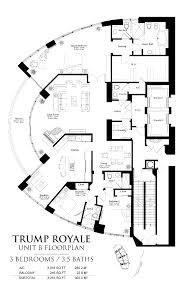 2 Bedroom Condo Floor Plans Aruba Condos Floor Plan 3721 S Atlantic Ave 32118 Daytona Stuning