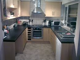 small u shaped kitchen top cozy small kitchen design with u shape