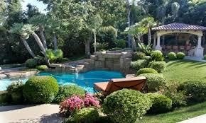 Backyard Lawn Ideas Backyard Landscaping Slope Sloped Backyard Ideas Sloped Backyard