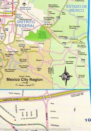 map central mexico map of central mexico city map of mexico itm mapscompany