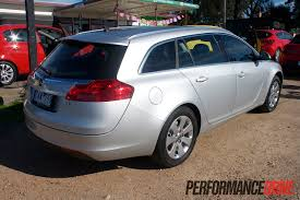 opel insignia wagon trunk 2012 opel insignia review australian launch performancedrive