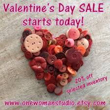 s day sale onewomanstudio v day sale