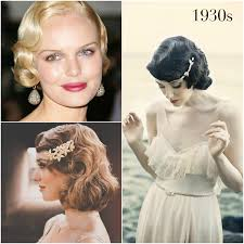 vintage bridal hair vintage wedding hairstyles a brief history percy handmade