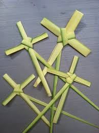 palm sunday crosses holy week begins best family traditions
