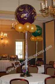 large mardi gras large mardi gras imprinted balloon centerpiece mardigras