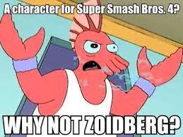 Zoidberg Meme - image 353181 futurama zoidberg why not zoidberg know